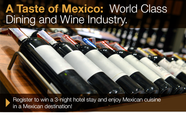 Mexico Wine world class